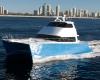 60′ Oram Design Power Catamaran