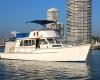 38′ Timber Flybridge Cruiser